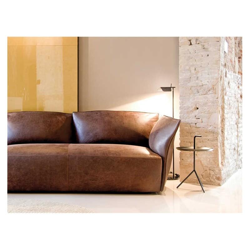 Sofa nest divani di design for Divani in pelle di design